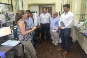INTI y Producción trabajan para el fortalecimiento industrial de las empresas entrerrianas