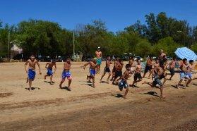 El Copnaf acompañó el lanzamiento de las colonias de verano de Gualeguaychú y Colón