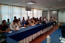 El gobierno entrerriano articula con Nación y citricultores por el HLB