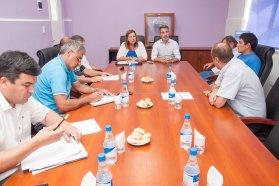 Evalúan la red caminera de la zona de Carbó en el departamento Gualeguaychú