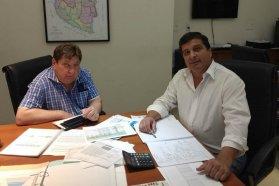 Realizan obras complementarias para las 800 viviendas del gran Paraná