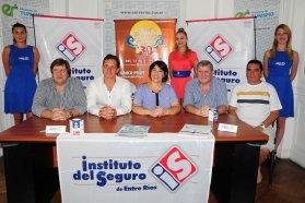 La 30° edición de Fiesta de la Playa de Río se promocionó en Paraná