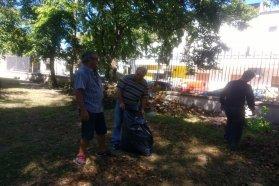 Se realizan tareas de mantenimiento en los edificios escolares de la provincia