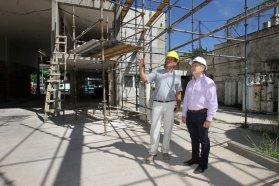 Nueva unidad de terapia intensiva y centro de diagnósticos para el hospital San Martín
