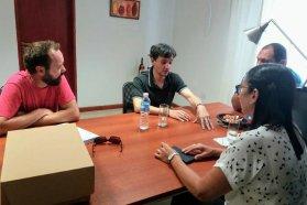 Se fiscalizó y asesoró al municipio de San José respecto a plaguicidas