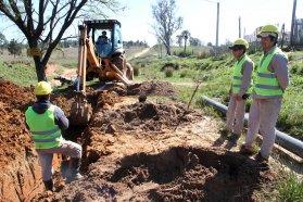El gobierno licitó desagües pluviales en San Salvador por 26 millones de pesos