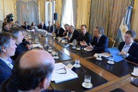 Bordet participó de un nuevo encuentro de la Mesa de Competitividad Foresto-Industrial nacional