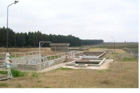 Se licitó la obra de readecuación de la planta de tratamiento de efluentes cloacales de Nogoyá