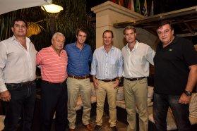Bordet acordó con intendentes de la costa del Uruguay avanzar en el fortalecimiento del corredor turístico