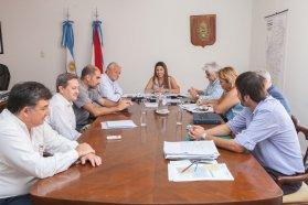 Coordinan acciones para consolidar el sistema sanitario uruguayense
