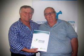 El gobierno provincial apoya al deporte en Aldea María Luisa
