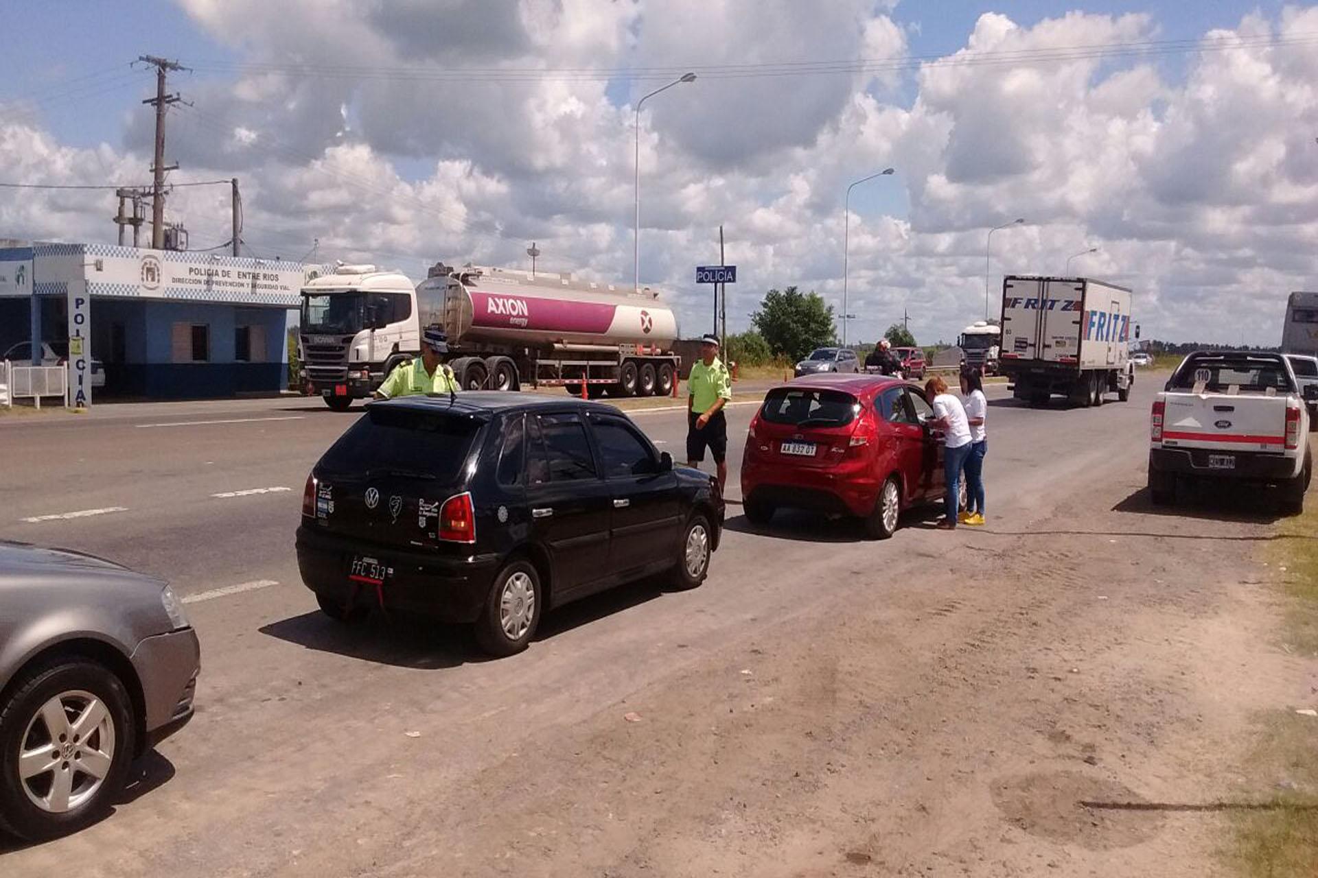 .Habilitan punto de información turística en el acceso por Zárate - Brazo Largo.