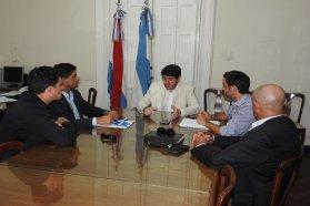 Empresarios Hindúes interesados en invertir en la provincia