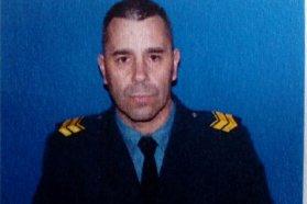 El gobierno provincial lamentó el fallecimiento del sargento Froilán Pedroza