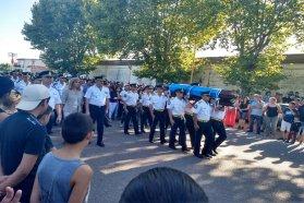 El gobierno provincial efectuó un reconocimiento al sargento Pedroza