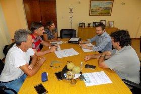 Siguen las gestiones para lograr la aprobación del parque industrial de Larroque