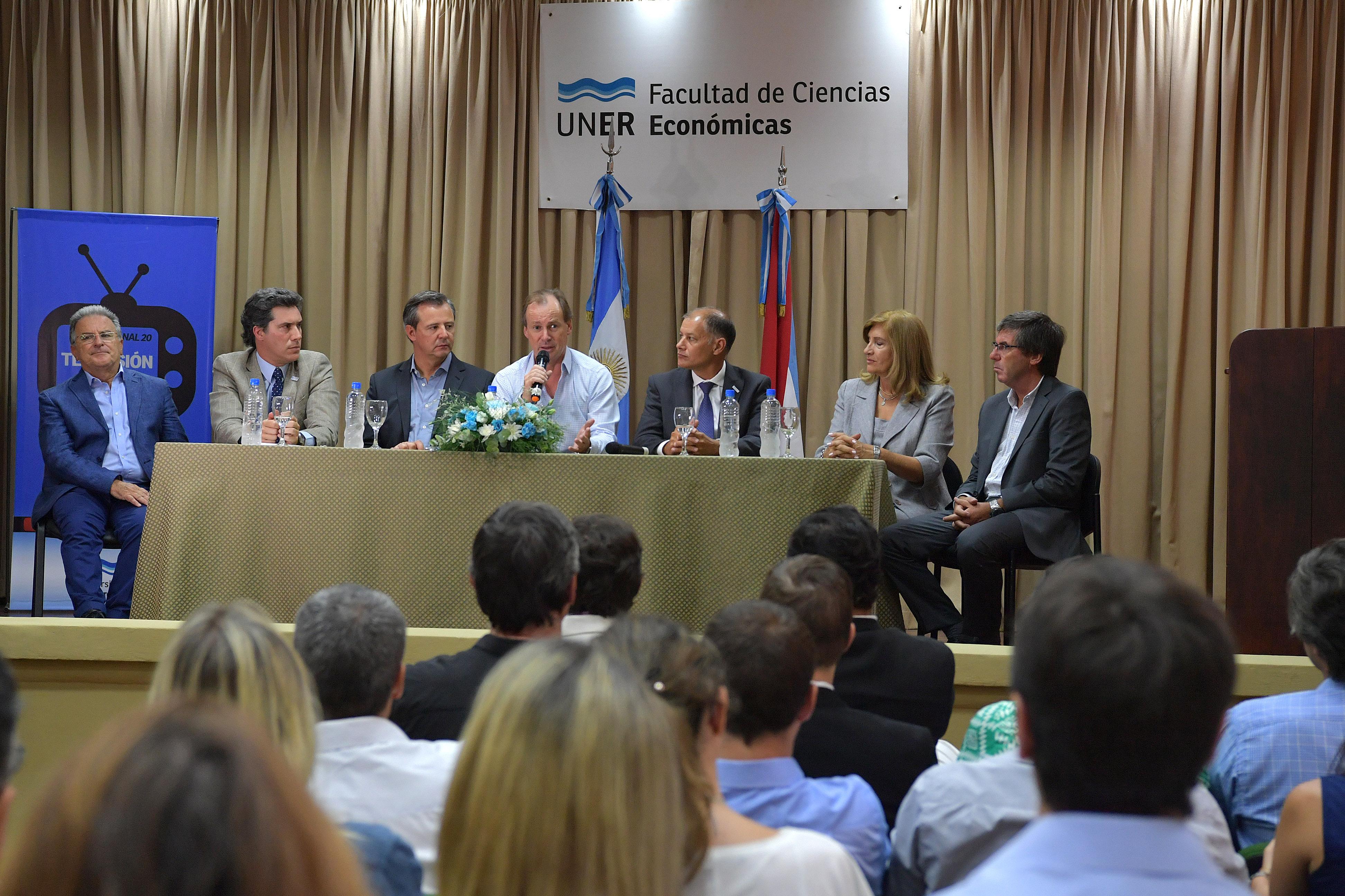 .Nuevo indicador de la actividad económica muestra crecimiento en Entre Ríos.