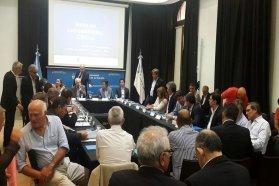 Entre Ríos participó en la reunión de la mesa de competitividad citrícola nacional