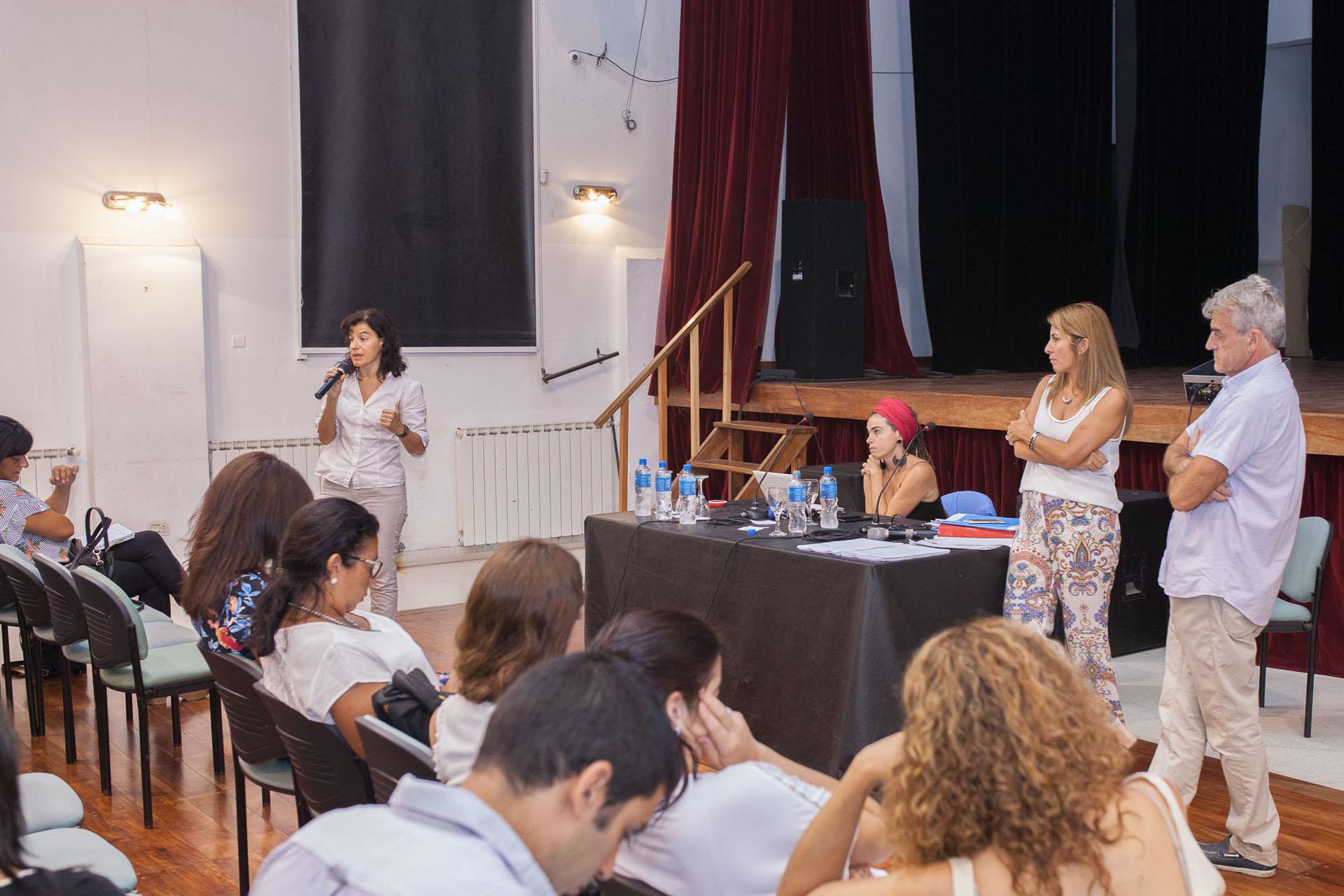 .Se presentó en Paraná la Estrategia Provincial de Prevención de Embarazos en Adolescentes y Promoción de Derechos.
