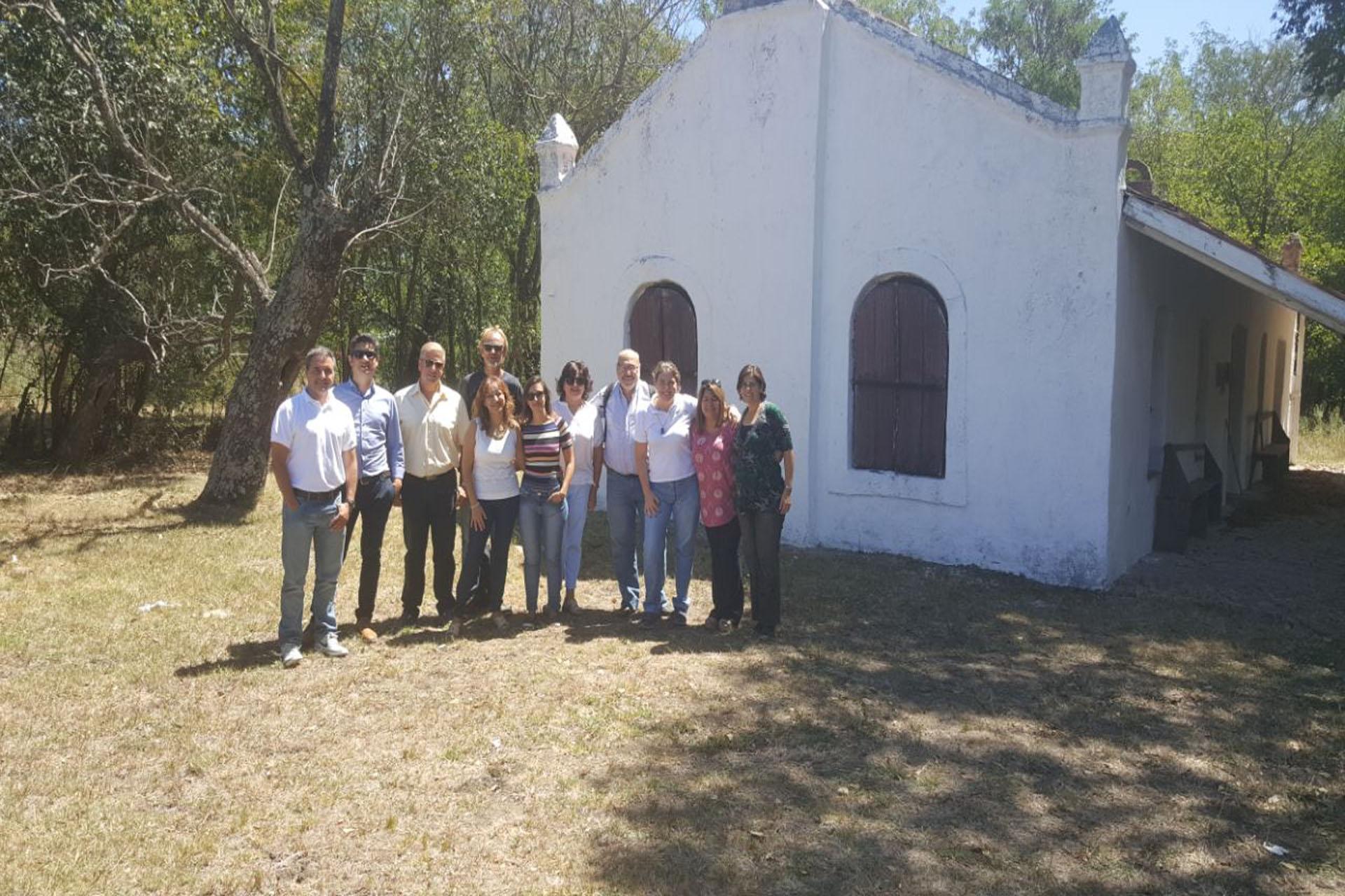 .Colonias Judías y la micro región El Paraná y Sus Aldeas intercambiaron experiencias.