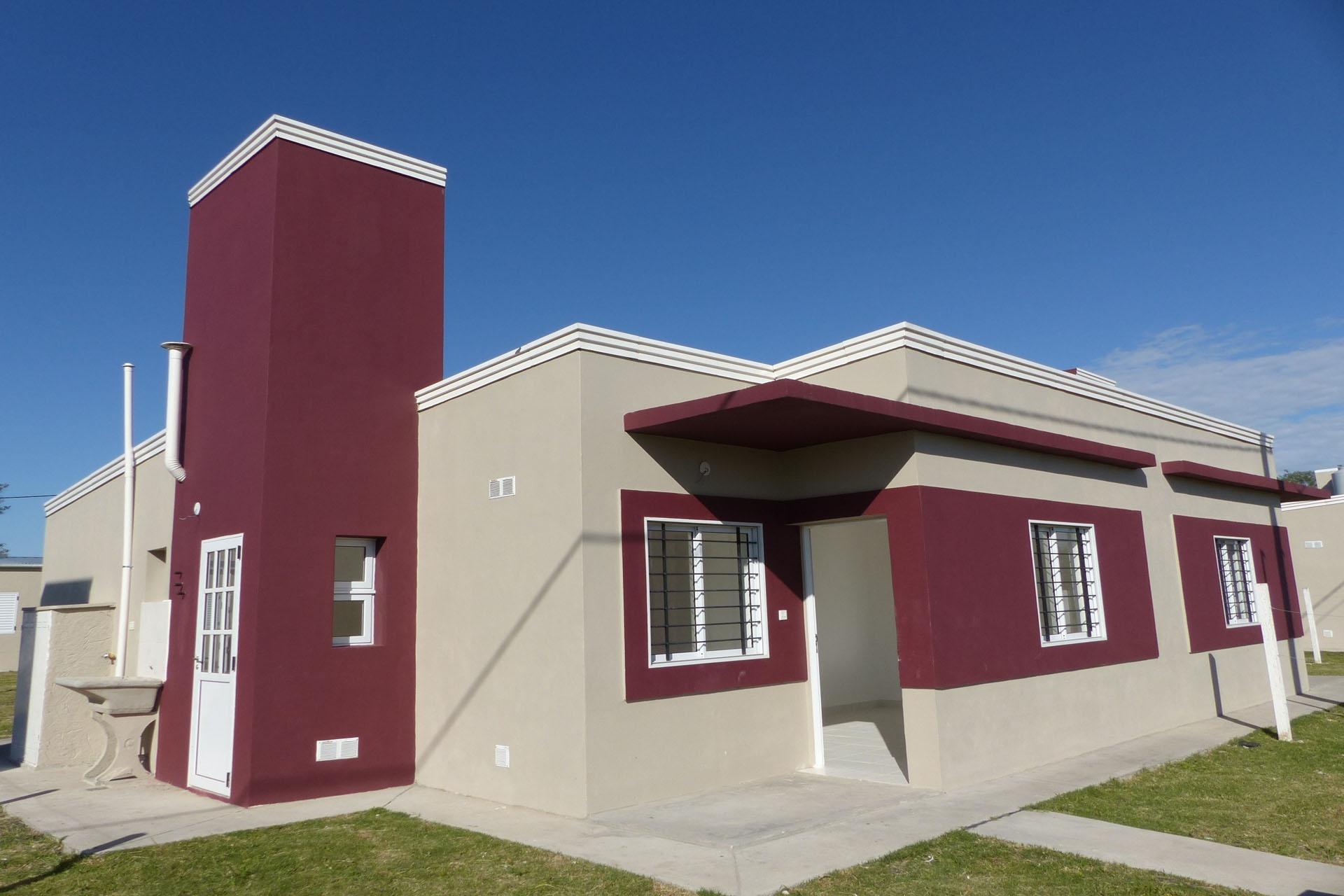 .El gobierno sorteará 16 viviendas para docentes  que tiene en ejecución en Colón.