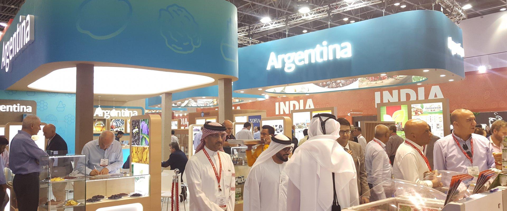 Entre R�os fortalece su potencial exportable en Medio Oriente
