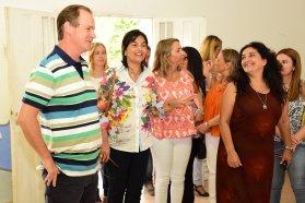 Bordet valoró el compromiso social de las mujeres para generar procesos de inclusión