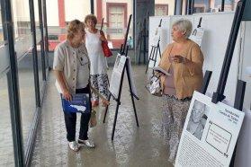 Está abierta la galería fotográfica  Mujeres Educadoras de la provincia en el CGE