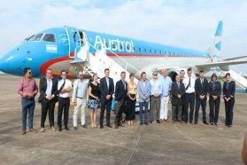 Nueva frecuencia aérea unirá Paraná con la ciudad de Buenos Aires