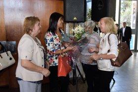 Distinguieron a las mujeres entrerrianas que trabajan en educación