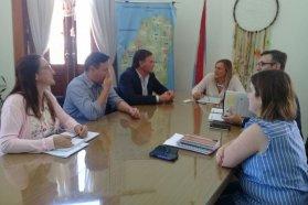 Firma de convenio entre el Copnaf y el municipio de San Salvador