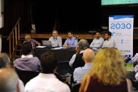 Se realizó en Paraná el Foro de la Agricultura Familiar orientado a la producción ovina
