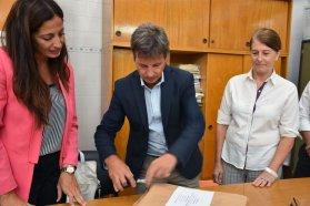 La Unidad Ejecutora Provincial realizará nuevas obras escolares en Federación y Paraná