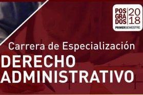 Se lanza la carrera de Especialización en Derecho Administrativo en Entre Ríos