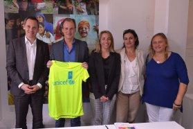 Unicef destaca la labor de Entre Ríos en materia social y de niñez y adolescencia