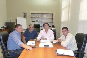 La provincia trabaja en soluciones habitacionales para el departamento Diamante