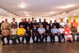 Brigadista de Ambiente provincial participa de un curso internacional sobre protección de incendios forestales