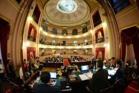 El gobierno destacó la sanción de la ley de narcomenudeo