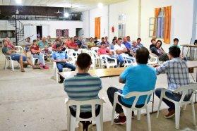 La provincia asesora a productores del departamento Paraná