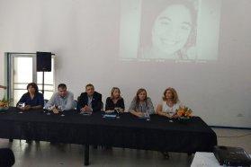 La biblioteca de Uader Gualeguay lleva el nombre de Micaela Garcia