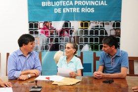 """Se conocieron los ganadores del Concurso Literario """"Juan L.Ortiz"""""""