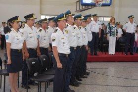 Asumieron nuevas autoridades en la Policía de Entre Ríos
