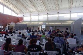 Fortalecen y coordinan acciones de educación física en Gualeguay y Villaguay
