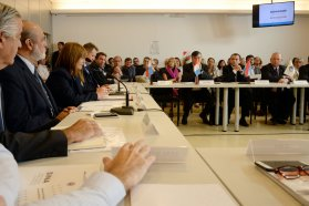 Entre Ríos participó de la cuarta reunión del Consejo Federal de Protección Civil
