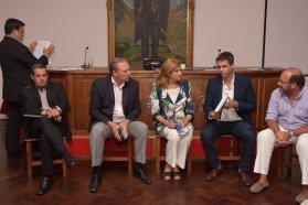 Provincia y municipio aúnan esfuerzos para fortalecer la seguridad en Concordia