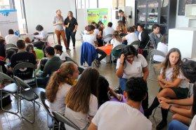 Primer encuentro de referentes de Centros de Estudiantes de Paraná