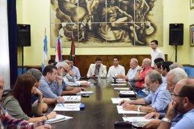 Se reunió la Mesa de Competitividad Citrícola Provincial