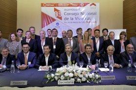Entre Ríos participó del Consejo Nacional de la Vivienda