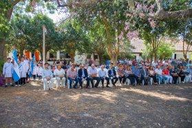 El hospital Fidanza celebró el 70 aniversario de su creación