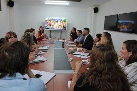 El Copnaf y Unicef trabajan en un registro nominal de niños, niñas y adolescentes de la provincia